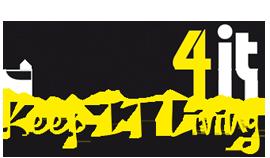 Living4it Logo